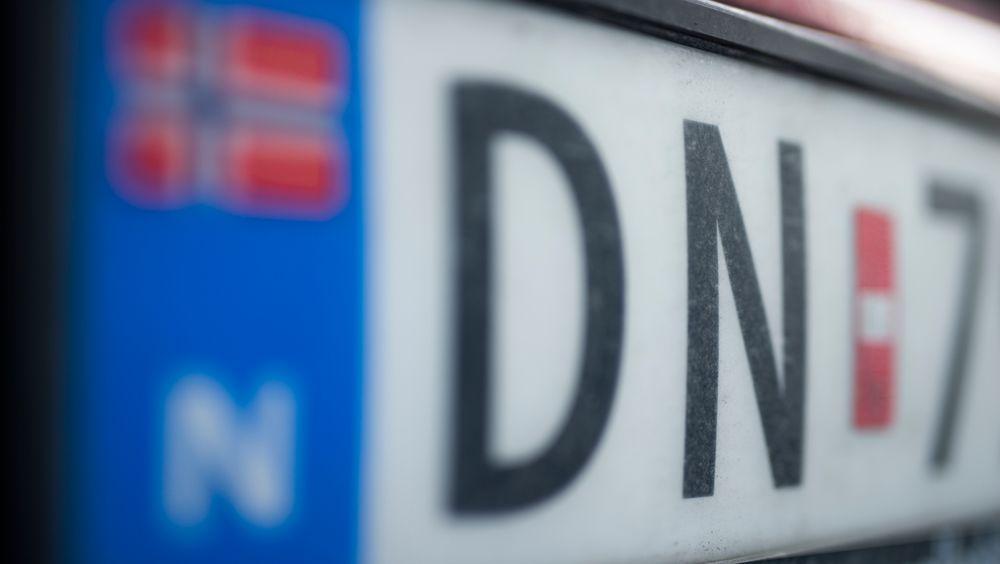 Det finnes i underkant av 40 elbiler med geografiske skilter i Norge i dag.