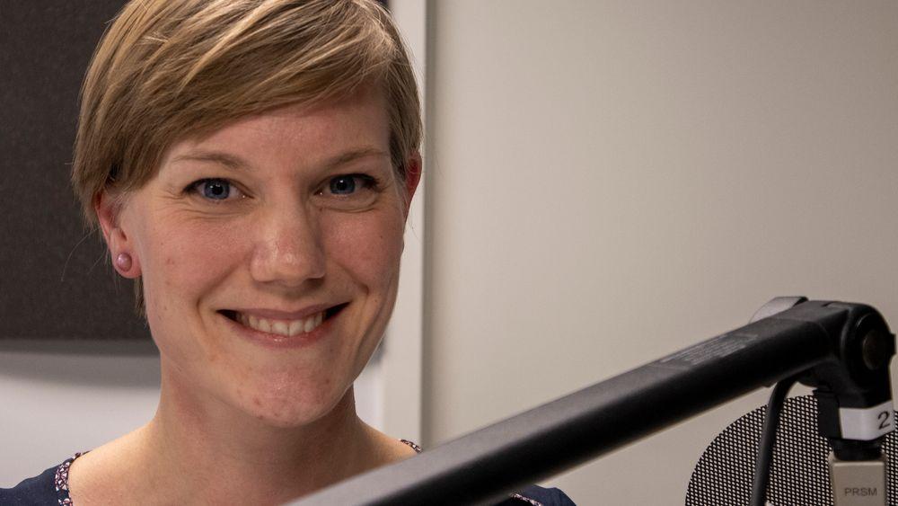Mikrobiolog: Sigrid Bratlie har doktorgrad i molekylærbiologi og er selverklært vitenskapsentusiast.