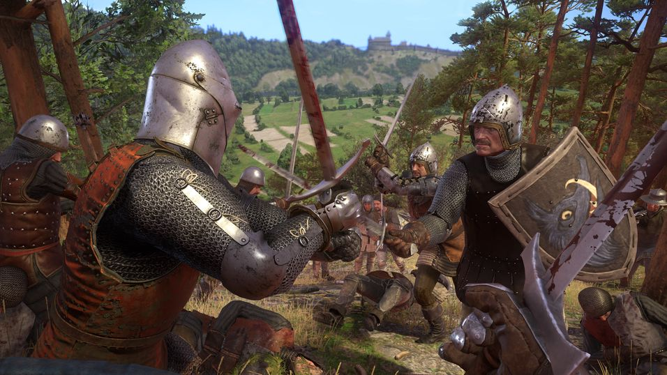 Rollespillet Kingdom Come: Deliverance er gratis på PC