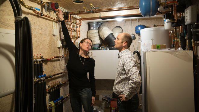Rehabilitering gammelt trehus Bjørn Thorud Karen Lindberg Multiconsult Sintef energitiltak nullenergihus