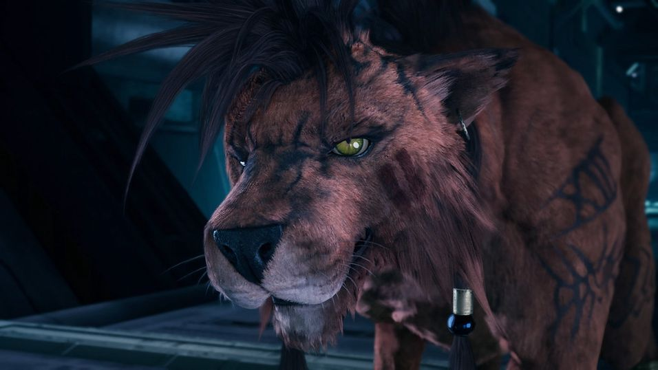 Du får ikke spille som Red XIII i Final Fantasy VII Remake