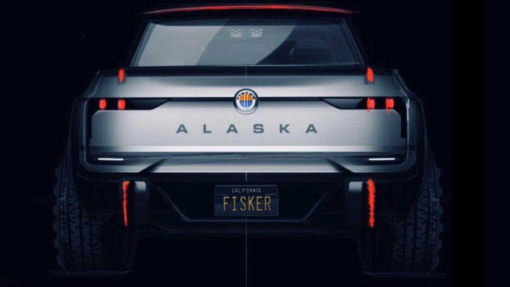 """Tabbe eller PR-stunt? Fisker har """"lekket"""" bilde av en hittil ukjent pickup på Twitter."""