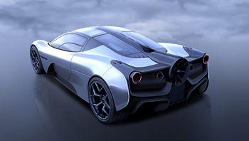 I mai skal Gordon Murray Automotive introdusere hyperbilen T.50.