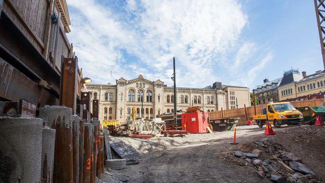 Sluttregningen for Stortingets skandaliserte byggeprosjekt er klar: Ble noe lavere enn rammen