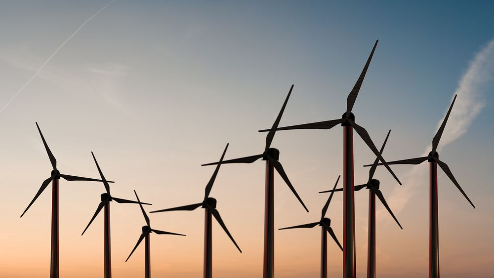 Eksperten svarer på om luften påvirkes av rotoren på vindmøller.