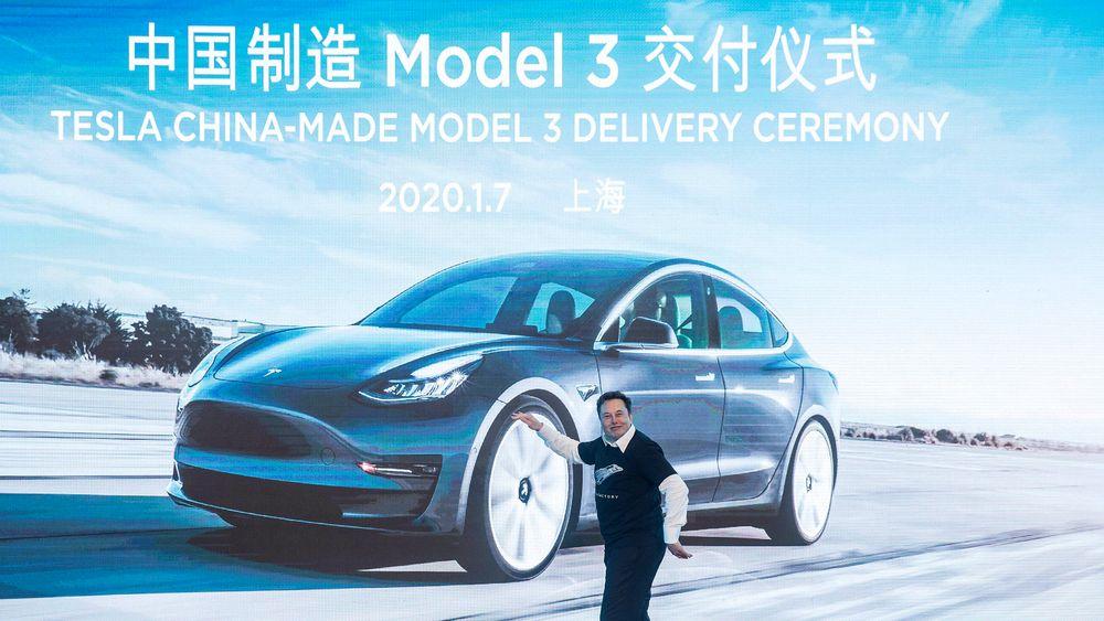 Elon Musk skal være i forhandlinger om kjøp av koboltfrie batterier fra kinesiske CATL.