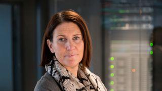 Trine Strømsnes, administrerende direktør i Cisco Norge.