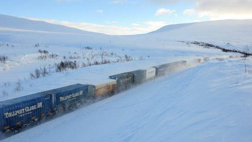 Første strekning i landet: Nå starter digitaliseringen av Nordlandsbanen