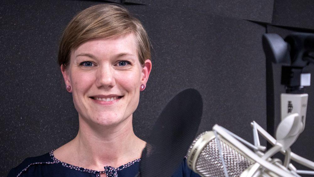 Sigrid Bratlie har doktorgrad i molekylærbiologi og er selverklært vitenskapsentusiast.