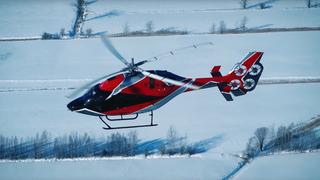 I hemmelighet har Bell utviklet ny halerotor: Stabiliserer halen med fire elmotorer bakerst på helikopteret