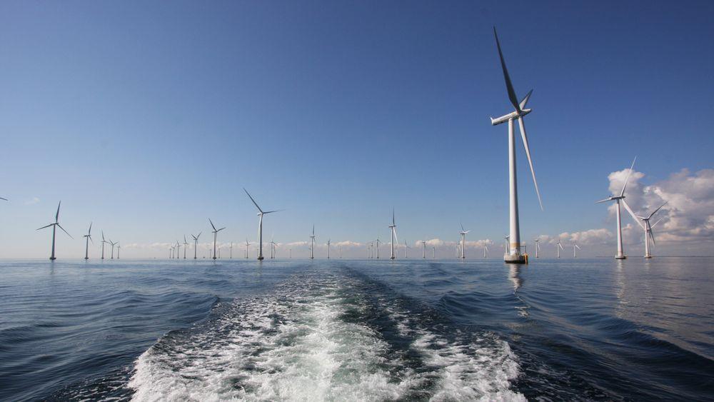 Innovasjonssjefen i Siemens Gamesa tror at vi om 10-15 år har havmølleparker som ikke er tilkoblet strømnettet, men som produserer hydrogen og ammoniakk som sendes via rørledninger eller skip.