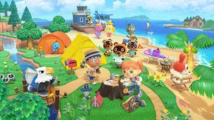 Se mer av Animal Crossing: New Horizons