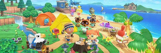 Nintendo viste frem Animal Crossing: New Horizons i ny Direct-sending