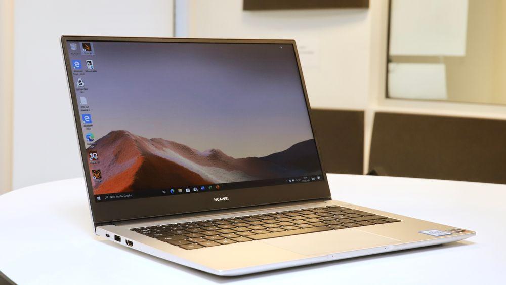 Test: Huawei Matebook D 14 (2020) | TechRadar