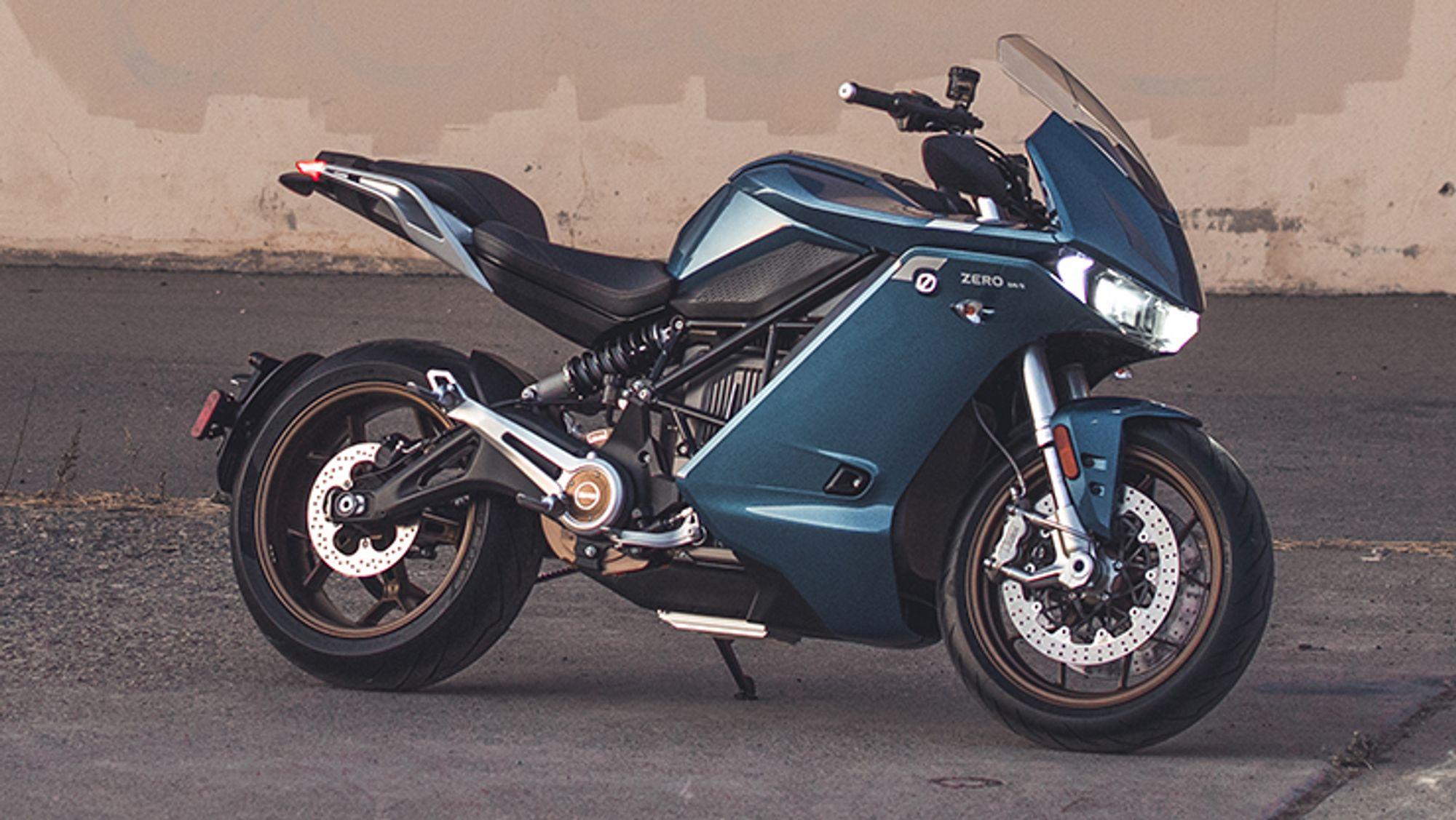 Med ekstrautstyr skal det være mulig å oppnå en rekkevidde på opptil 32 mil med den nye modellen fra Zero Motorcycles.