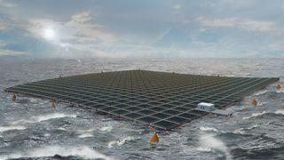 Equinor har troen på flytende solkraft: – Enormt potensial