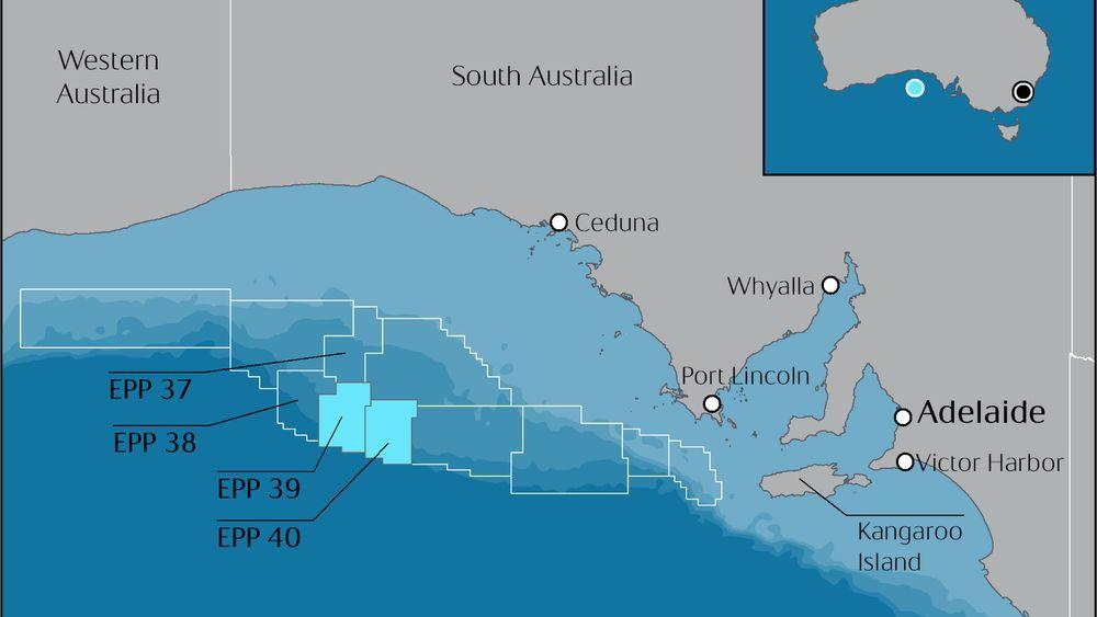 Equinor har besluttet å droppe planene om leteboring utenfor kysten av Sør-Australia. Selskapet mener det ikke er kommersielt konkurransedyktig.