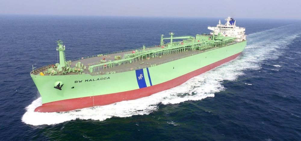 BW Malacca har kapasitet på 84.000 m3 og ble levert fra Hyundai i Korea i 2016. Skipet har MAN B&W 6G60ME-C9.2 to-takts hovedmotor på 12,4 MW ved 92,3 RPM. Den er bygget for tungolje IFO 380.