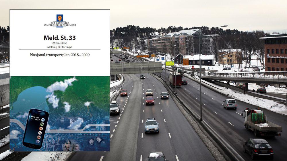 Nils Buus Kristensen fra danske TØI mener norske politikere må endre kriteriene for prioritering i den norske transportplanen.