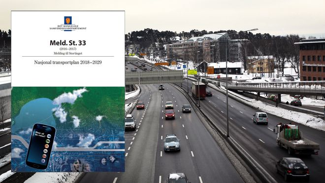 Dansk transportforsker slakter norsk transportplanlegging