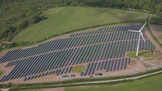 Her stuper prisen på solenergi. Anbud gir lavere priser