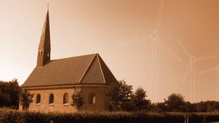 Danske kirker legger ned vindmølle-veto:– Uhørt i et moderne samfunn