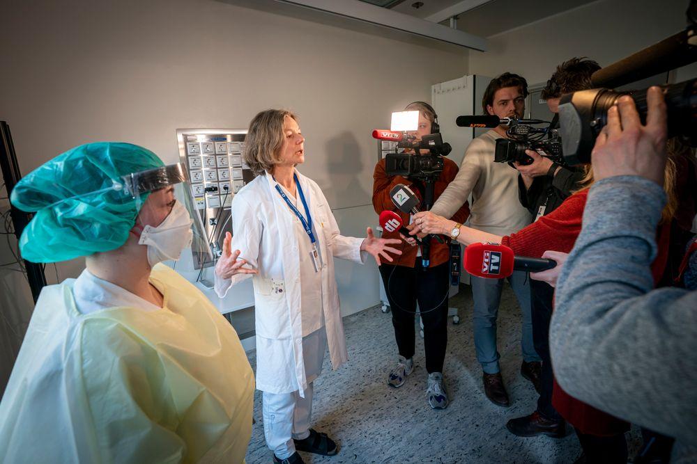 Okt Beredskap Hos Norske Medier Nrk Vg Dagbladet Og Ntb Iverksetter Koronavirus Tiltak Medier24 No