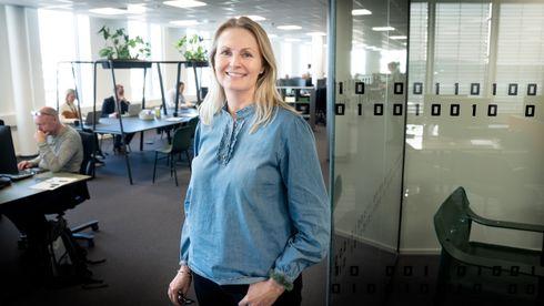 Rekrutteringssjef Berit Viddal Tronslin i Atea har hjulpet ledere i hele selskapet med å innføre bruk av omvendt jobbintervju av jobbsøkere.