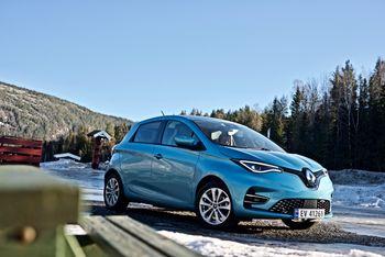 Renault tilbyr Zoe med batterileie i flere markeder.