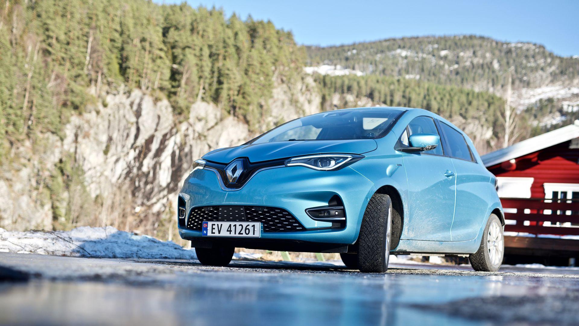 Renault Zoe ZE50 er en spennende bil som kan fungere som en familiebil så lenge man er villig til å tilpasse seg.