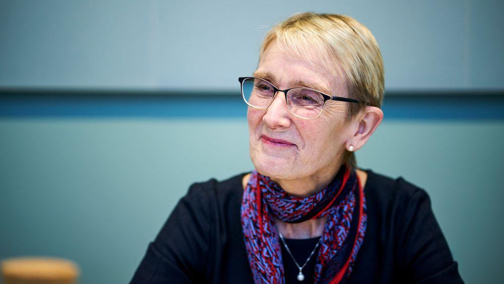 – Jeg vil at alt vi driver med skal måles opp mot FNs bærekraftmål, også vårt eget miljøavtrykk, sier NTNU-rektor Anne Borg.