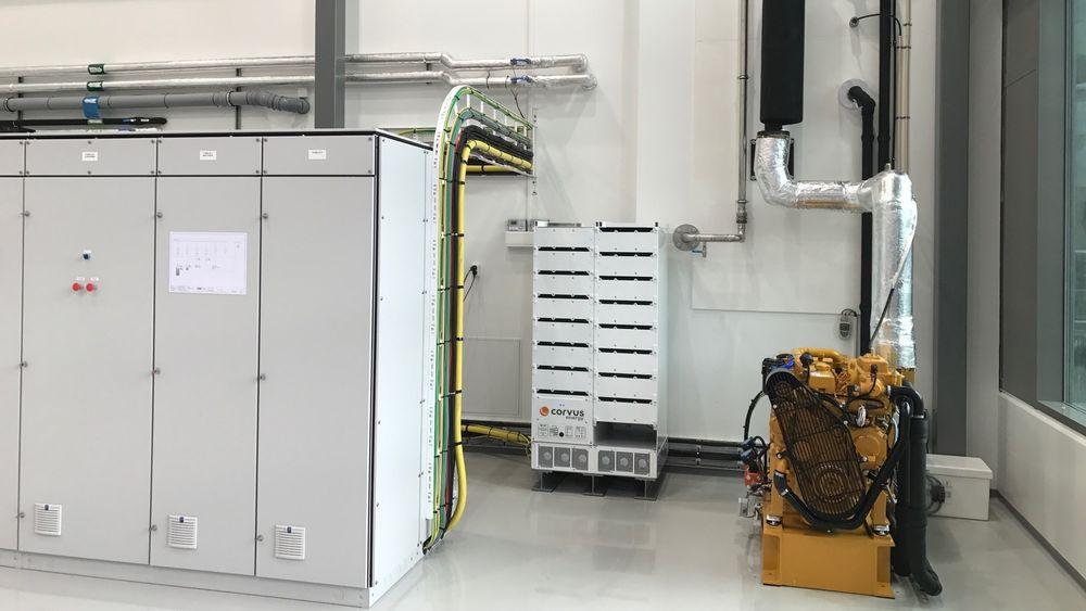 NTNU ønsket å oppgradere testlaben deres i Ålesund med hydrogendrevne battericeller, men innså at tiden ikke er moden ennå.