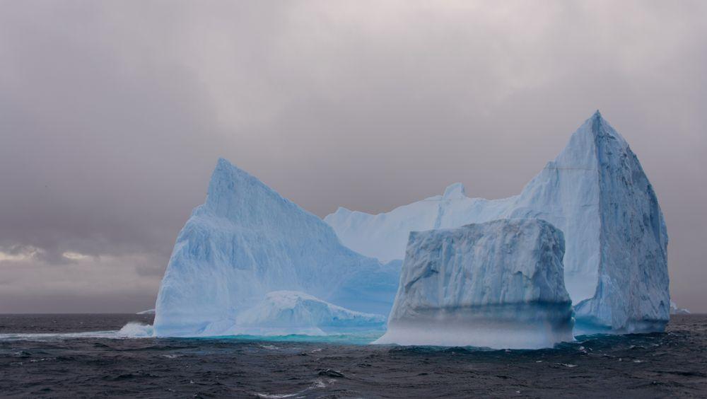 Teknologien skal gjøre seilturen sikrere for handelsskip, etterhvert som de arktiske farvannene åpnes av den globale oppvarmingen.