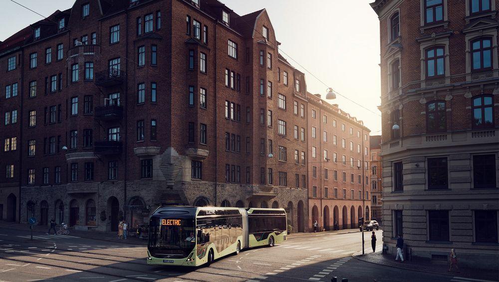 De nye elbussene er leddbusser av modellen Volvo 7900 Electric Articulated. Bussene er 18,6 meter lange, noe som ifølge Midttrafik skulle være 0,6 meter lenger enn de leddbussene som kundene kjenner i dag.
