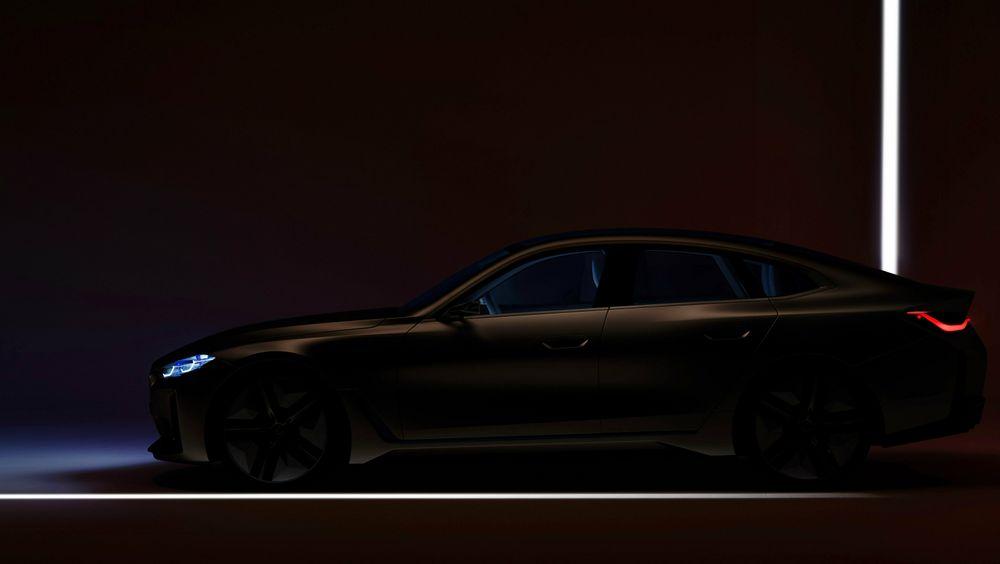 BMW i4 blir den neste elbilen fra Munchen.