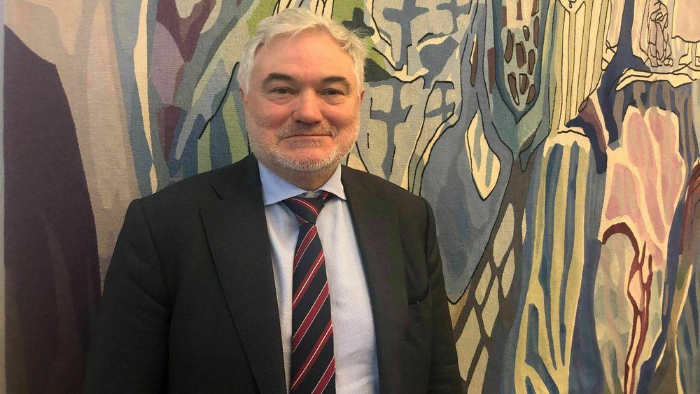 Alfred Grannas, Tysklands ambassadør til Norge.