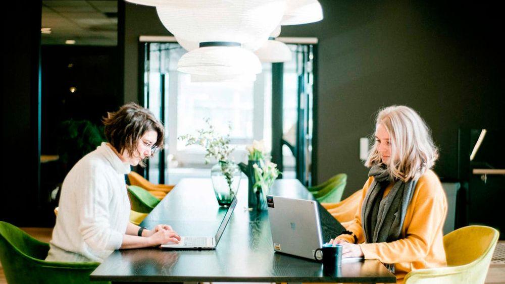 BRANDSTORY: Nytt kontorbygg blant Europas fremste smartbygg