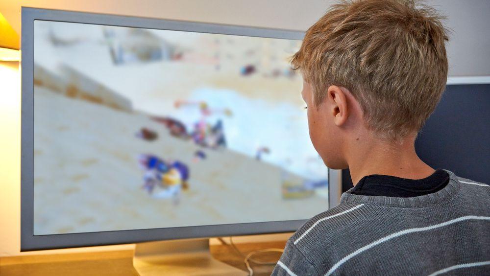 Spill kan by på en form for virkelighetsflukt. Det er ikke nødvendigvis noe galt i det, så lenge barna også finner tid til mer fysisk utfoldelse i andre sammenhenger.