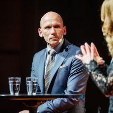 Pontus Cornelius er konsernsjef i svenske Ernströmgruppen