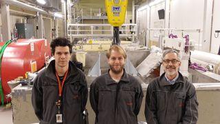 De vil behandle norsk atomavfall. Ny teknologi løser alvorlig lager-problem