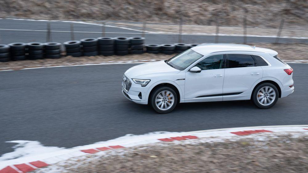 Audi E-Trons dager skal være talte.