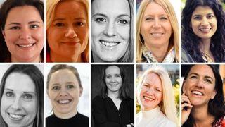 Dette er 10 av Norges 50 fremste teknologikvinner