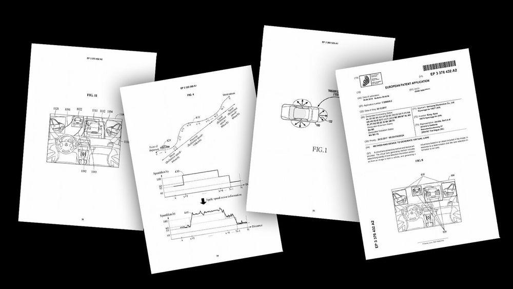 Patentsøknad: Illustrasjonsbildet viser patentsøknader til den europeiske patentorganisasjonen EPO.