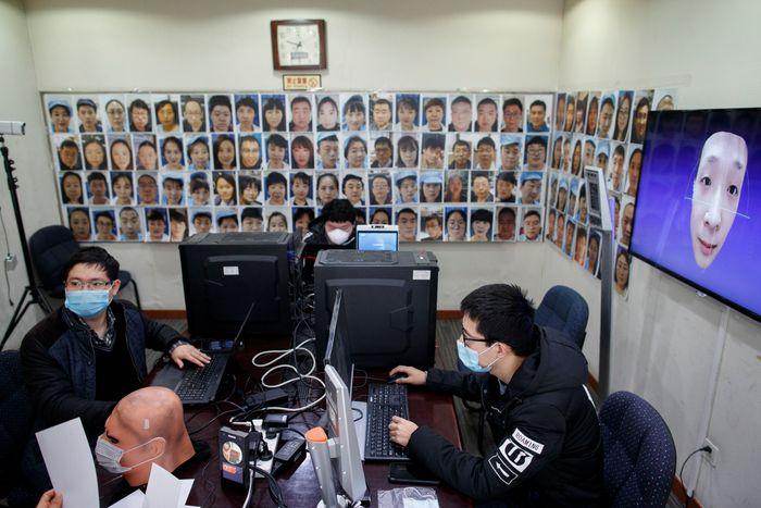 Utviklerne i det Beijing-baserte selskapet har landets politi på kundelisten.