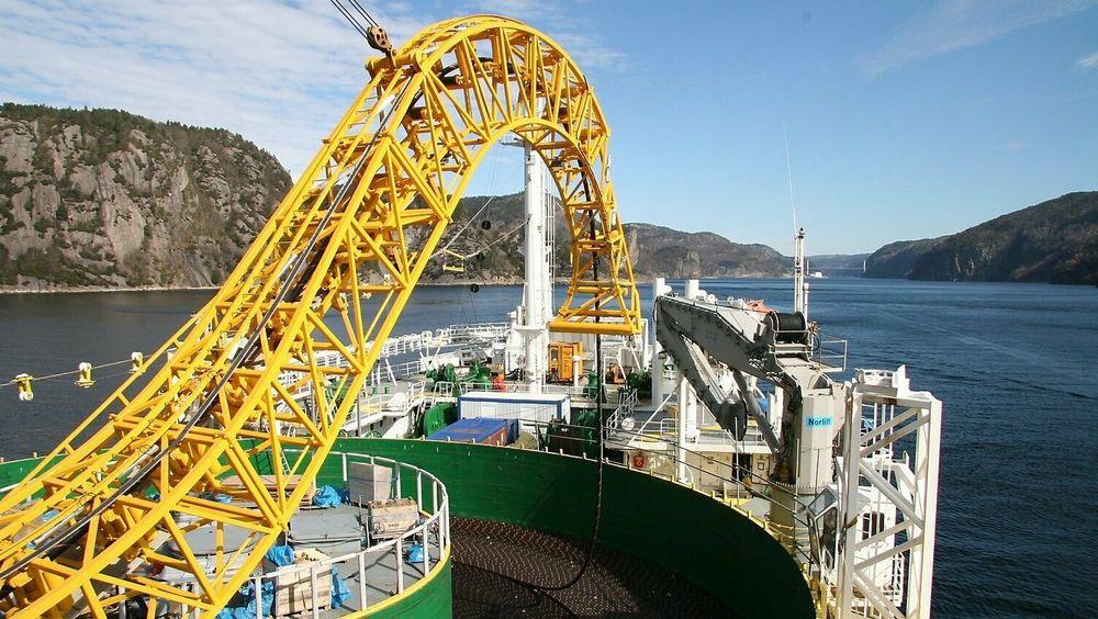 Kabelen mellom Norge og Nederland, NorNed, er verdens lengste undersjøiske kraftkabel. Snart skal Stortinget avgjøre om Norge også skal bygge en kabel til Skottland.