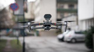 Slik brukes droner i koronakampen