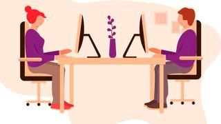3 trekk viser at vi alle er skapt for å bli forstyrret i kontorlandskap
