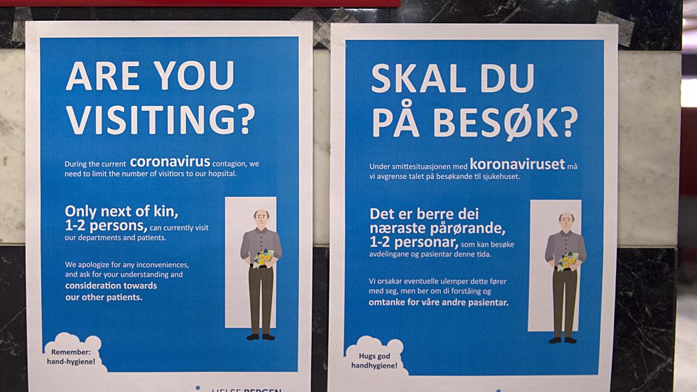 Konferanse Nekt Hjemmekontor Og Avlyste Reiser Disse Korona Tiltakene Innforer De Norske It Gigantene Digi No