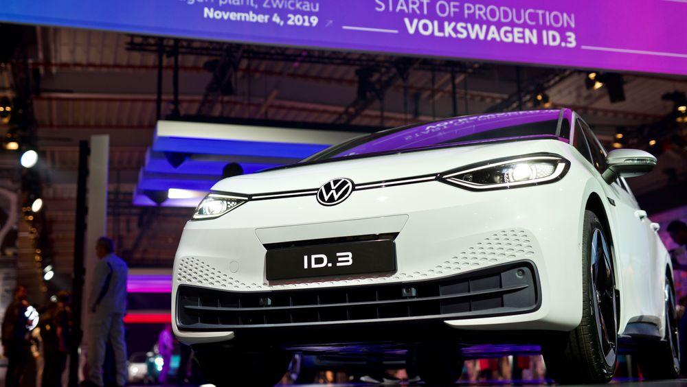 VW ID.3 kan bli en rimelig modell.