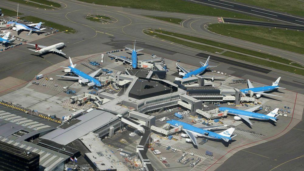 KLM blir hardt rammet av korona.